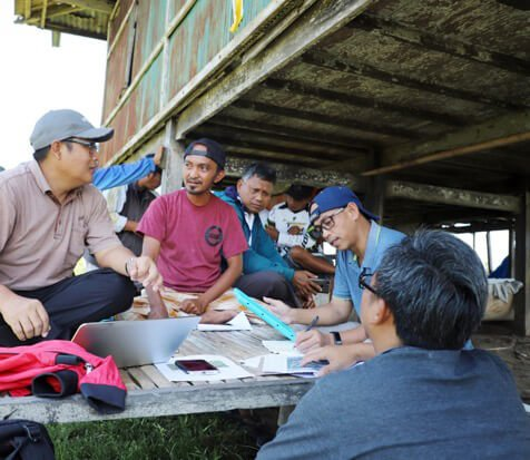 AISC trains shrimp farmers