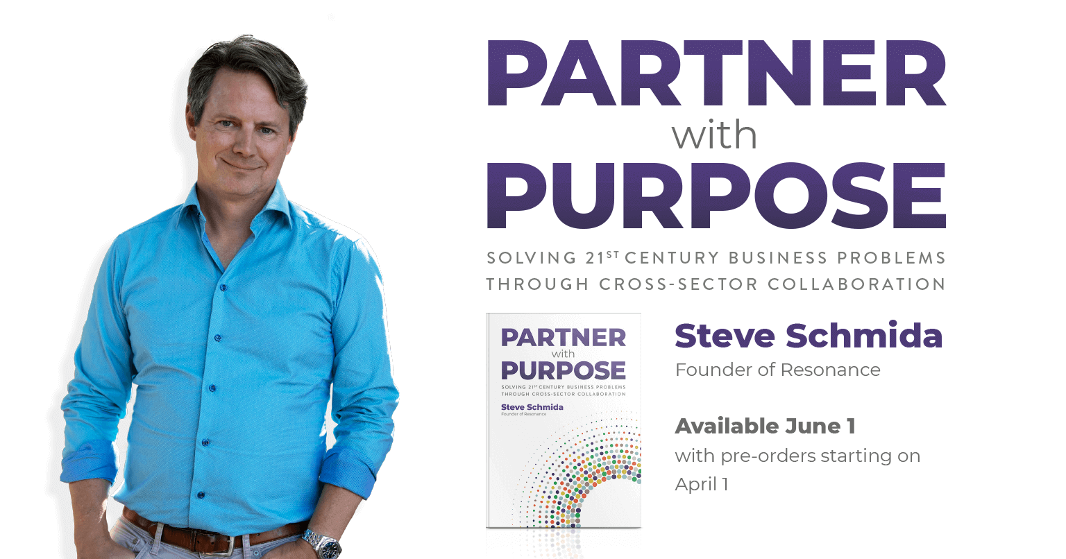 Steve Schmida - Partner with Purpose