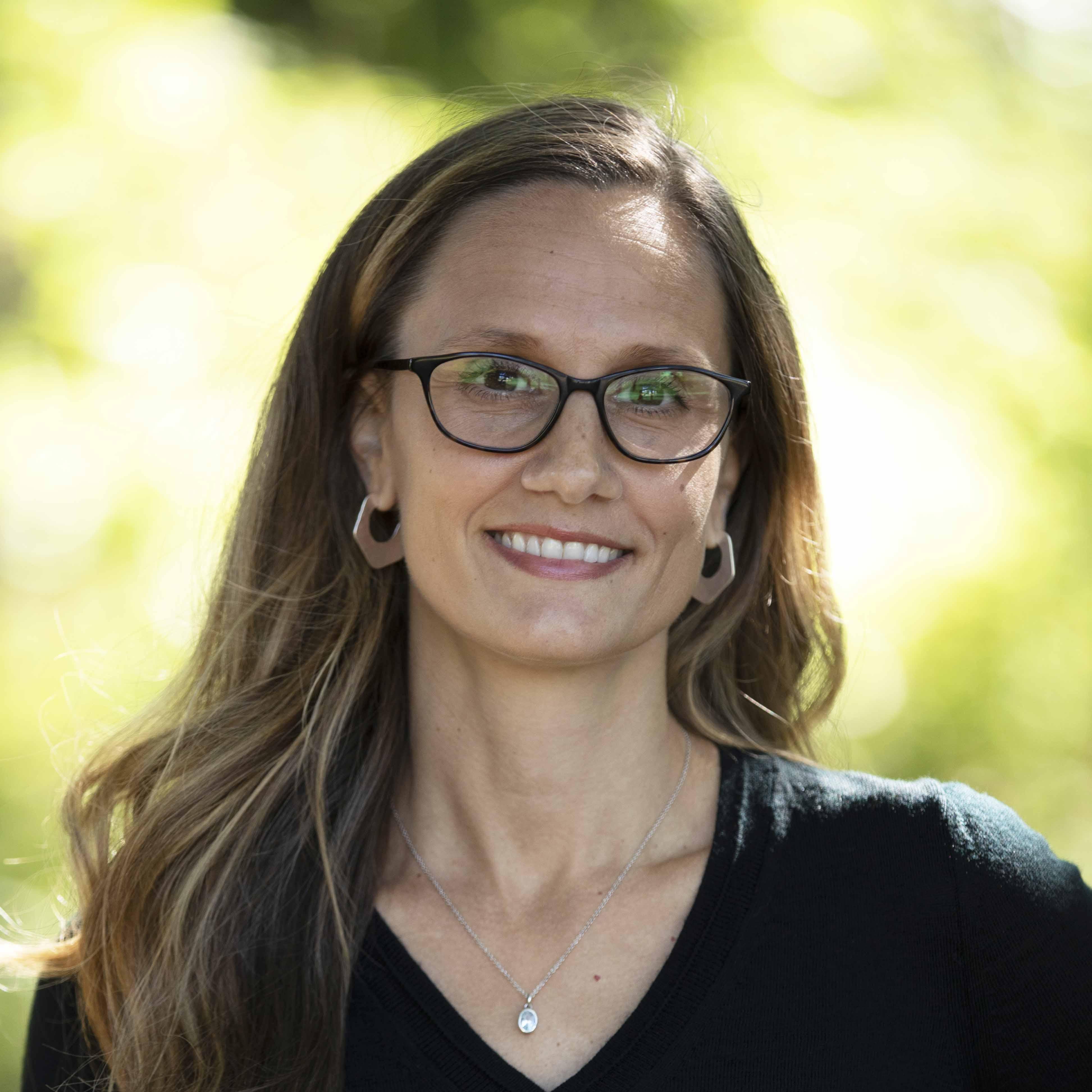 Charlotte Mack-Heller, Director of Natural Resource Management