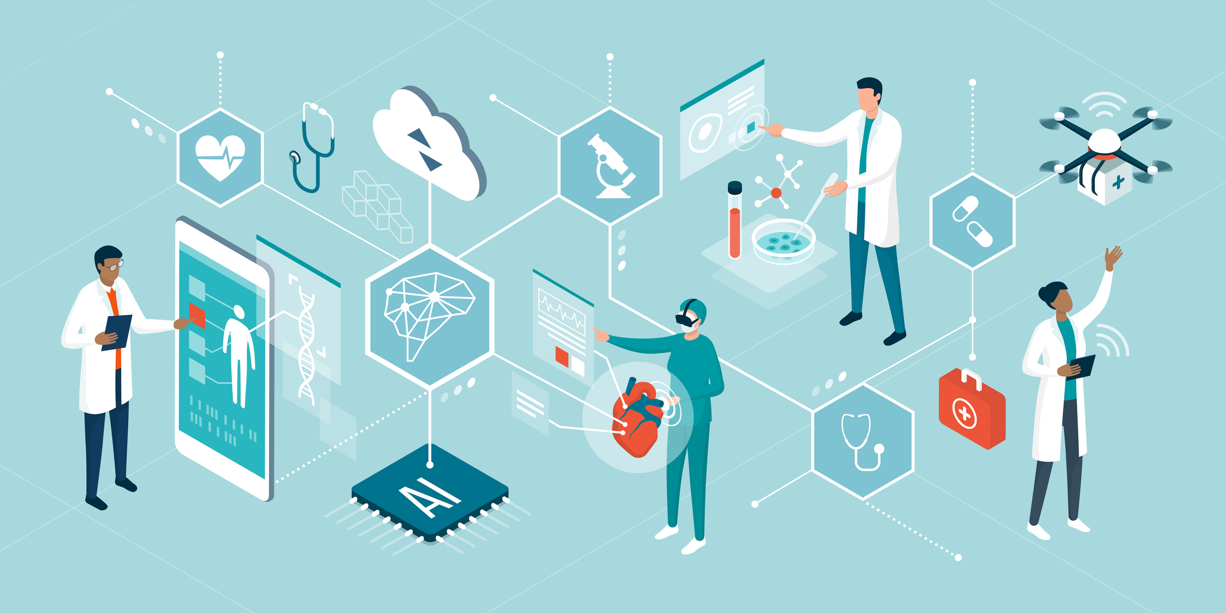 3 Opportunities for Pre-Competitive Collaboration in Digital Health