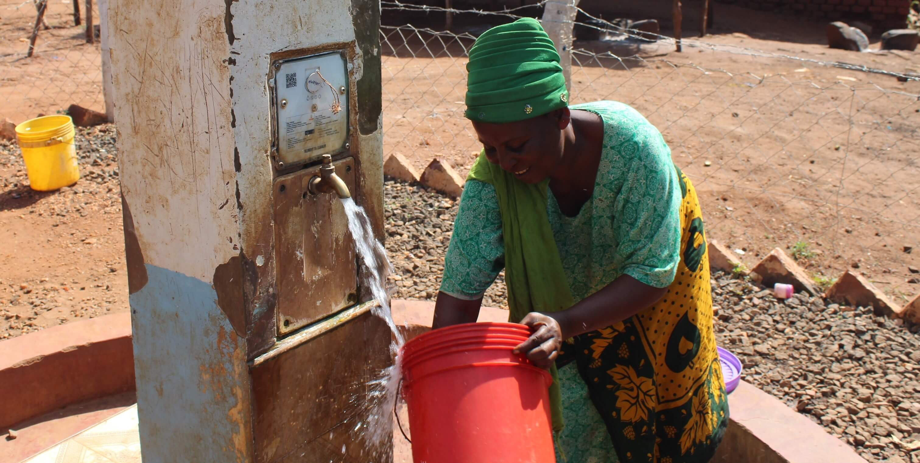 Pre-Paid Meters Promise Increased Water Access for Rural Tanzanians