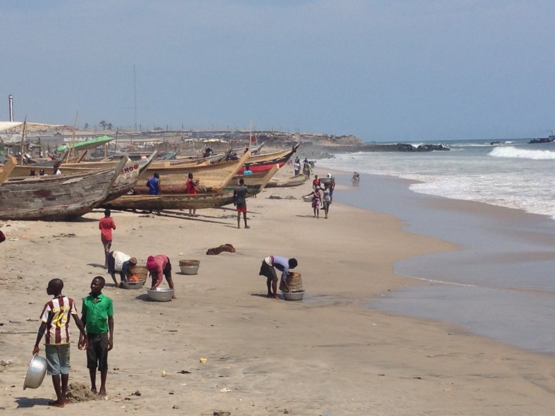In Ghana insurance companies, donors and mobile operators are partnering to deliver new products to protect the livelihoods and incomes of artisanal fisherfolk.