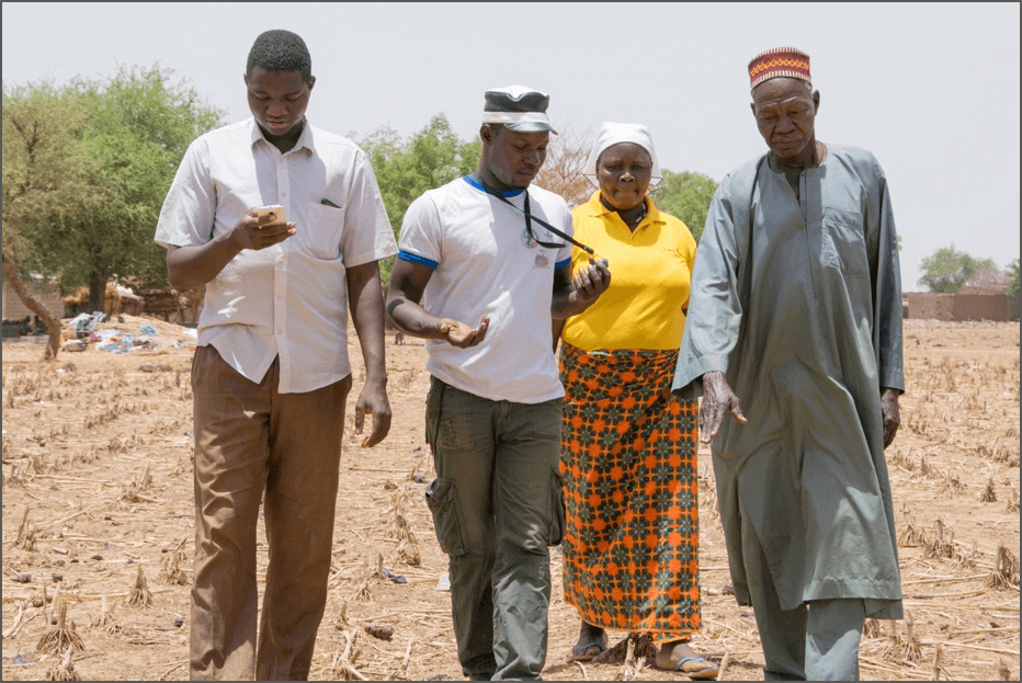 Mobile Applications: Helping Farmers Document Land Rights