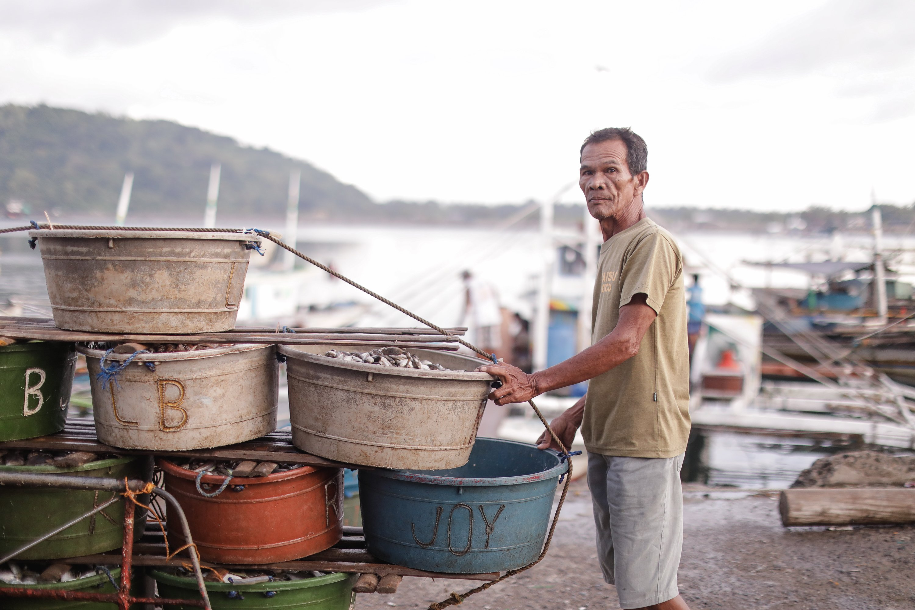 Building a New, Online Marketplace for Sustainable Seafood in the Philippines
